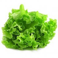 листья салата зеленые, уп. 10кг