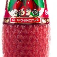 """Соус из плодов красного кизила (остро-кислый, без сахара) """"ХАЛЯЛЬ"""", оптом"""