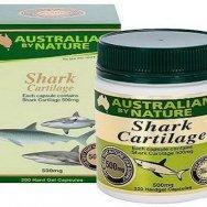 БАД Акулий Хрящ Австралийский 100% натуральный