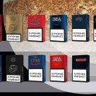 Сигареты Элита, Легенда, Граф, Эра в России