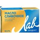 """Масло ТРАДИЦ """"ЛАВ-Продукт"""" сладко-слив. несол, 82,5%, 180гр, ГОСТ 32261-2013 в Волгограде"""