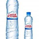 Минеральная вода Святой Источник Б/Г пэт (1*6) в Балашихе