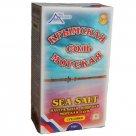 Соль морская пищевая садочная, первый сорт (сухая мелкая, средняя; картонная пачка, 750 грамм) в Перми