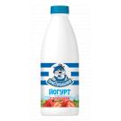 Йогурт питьевой клубника