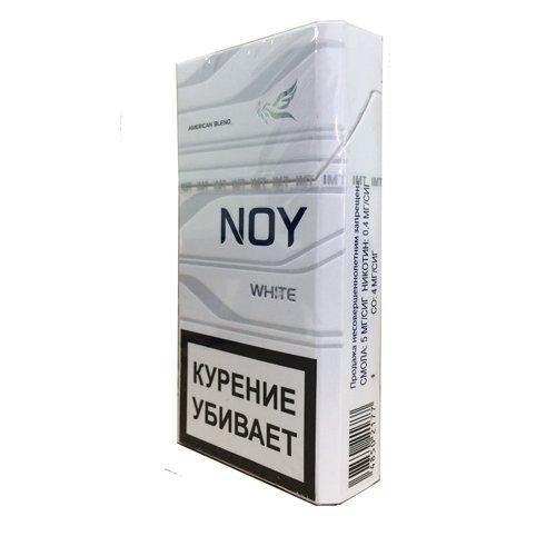 Сигареты Noy White 7.3/100 МРЦ-91