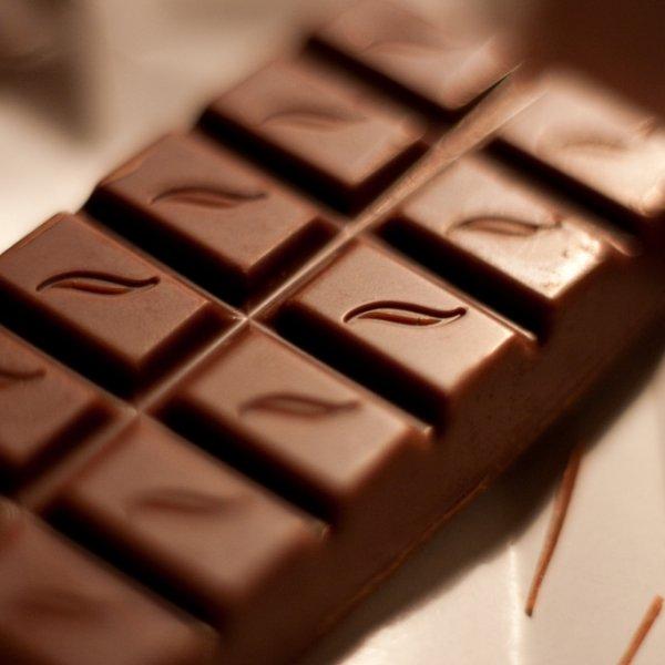 Шоколад горький 100 гр. ГОСТ