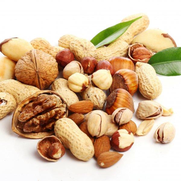Ядро грецкого ореха напостоянной основе