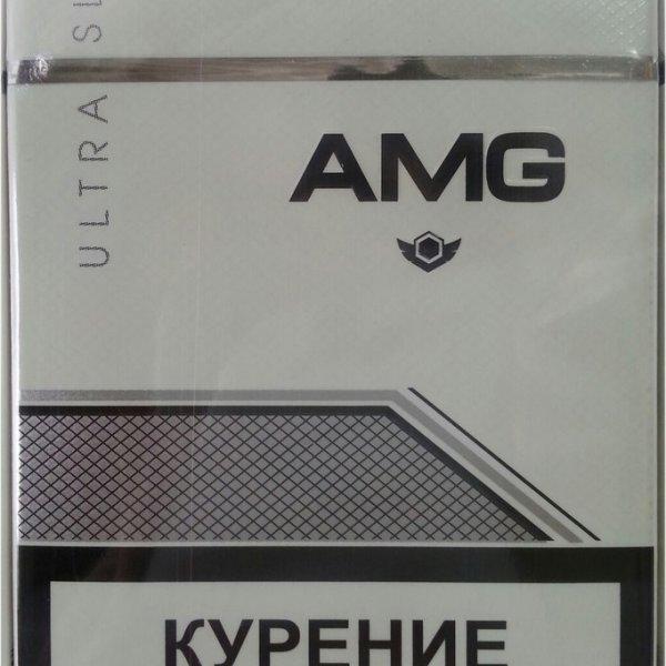 Сигареты AMG Ultra Slims МРЦ 93-00