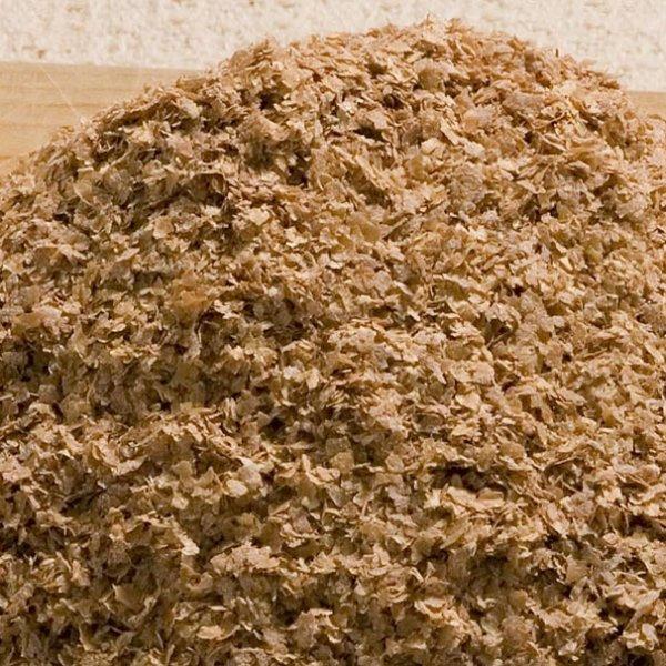 Отруби пшеничные пушистые, рассыпные