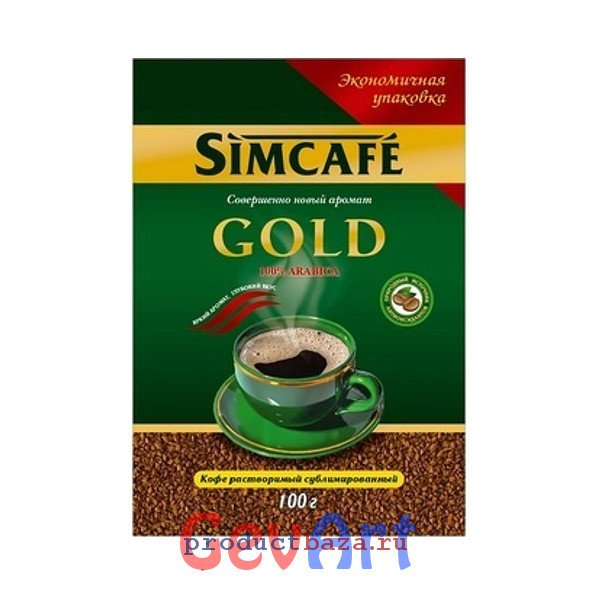 "Кофе ""SIMCAFE GOLD"", 200г"