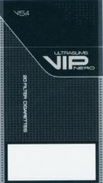 Сигареты Vip Nero Ultraslims 5.4/100 МРЦ-90