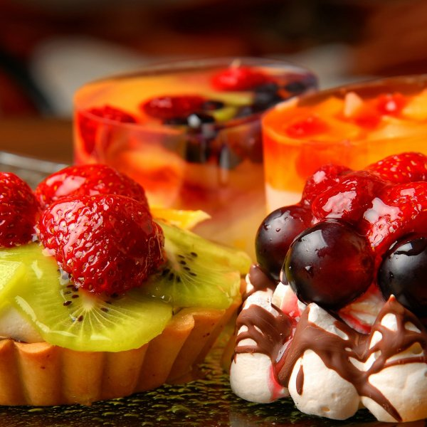 Творожный десерт с Вишней УМК 3кг