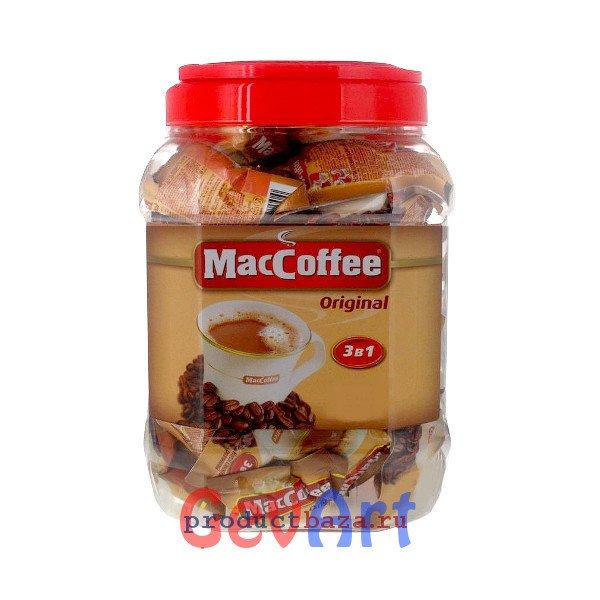 Кофе MacCoffee 3 в 1 КРЕПКИЙ, 20 г