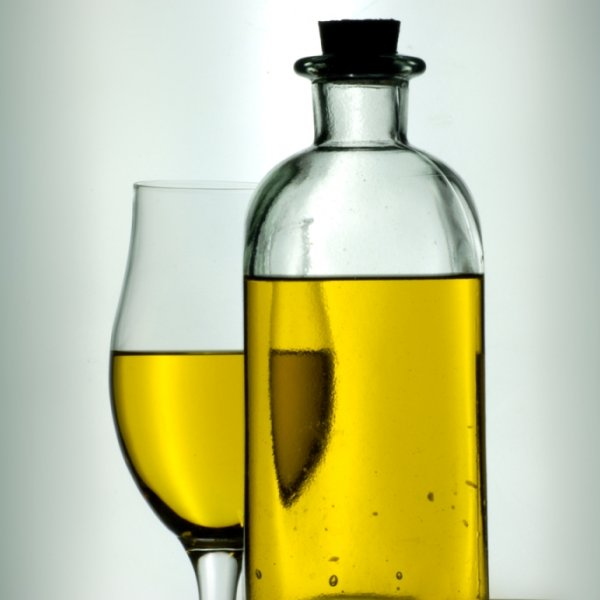 Соевое масло нерафинированное