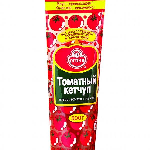 Томатный кетчуп с фруктами и овощами Оттоги