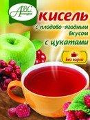 Кисель бп 30г АВС Плодово-ягодный (35)