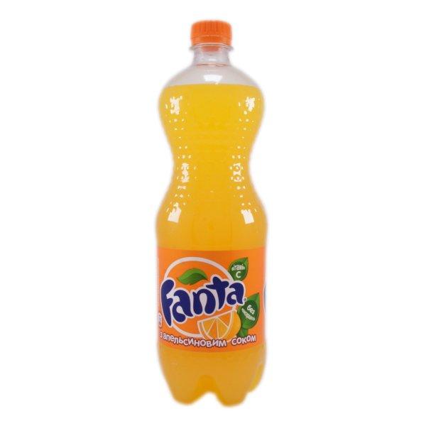 Напиток газированный Фанта пэт (1*12)
