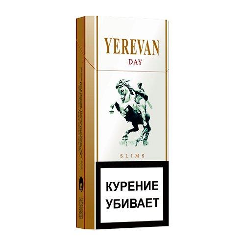 Сигареты Yerevan Day Slims 6.2/100 МРЦ-95