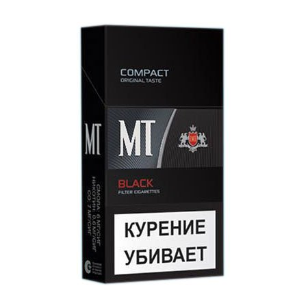 Сигареты MT Black compact МРЦ-90