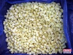 Картофель, кубик
