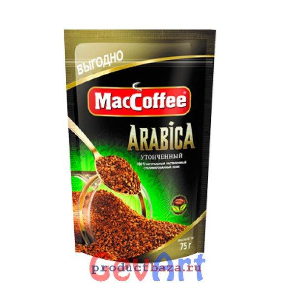Кофе MacCoffee Арабика, 75г