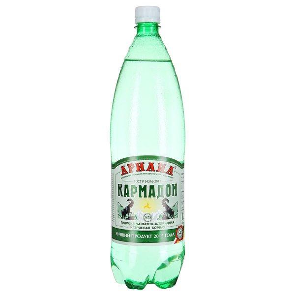 Минеральная вода Кармадон Ариана пэт (1*6)