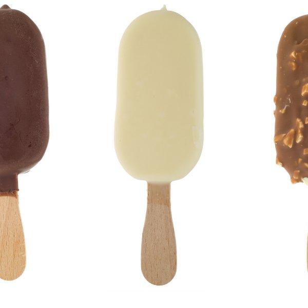 Мороженое Эскимо Пломбир ванильный в шоколадной глазури12% 60гр Агрокомплекс