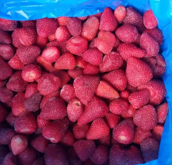 Замороженная ягода - клубника. Класс А. Египет.