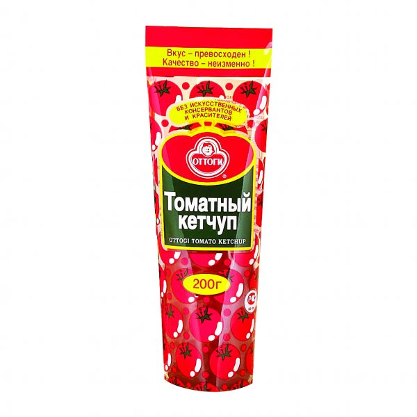 Томатный кетчуп Оттоги