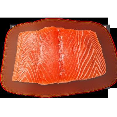 Филе горбуши н/ш гл. 5%, Остров, 12 кг.
