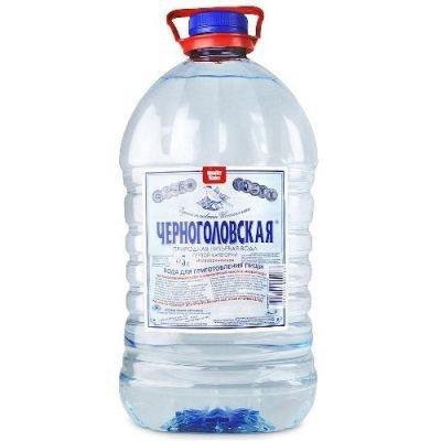Вода Черноголовка пэт (1*4)