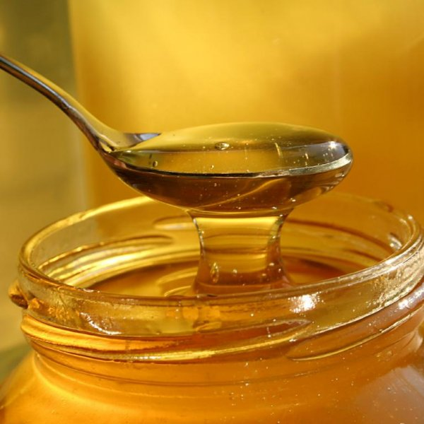 Дягилевый натуральный мёд