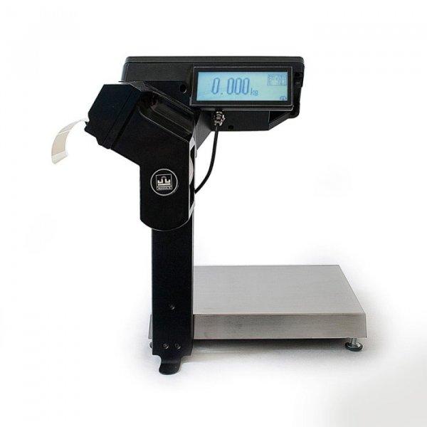 Весы торговые с печатью этикеток МК-R2P10 (МК-15.2-R2P10 )