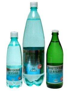 Минеральная вода Новотерская пэт (1*6)