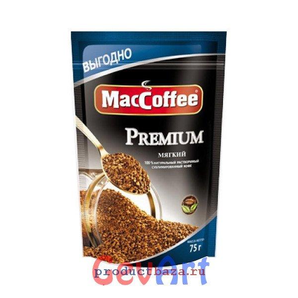 Кофе MacCoffee Премиум ,75г