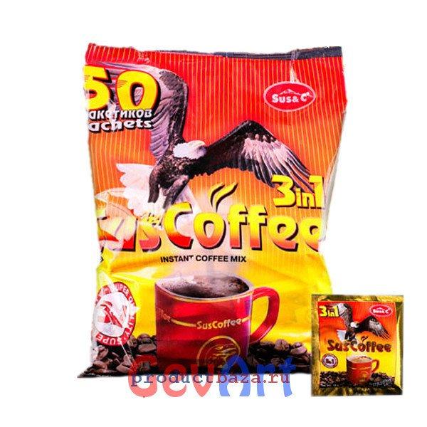 Кофе 3 в 1 СУС, 18 г