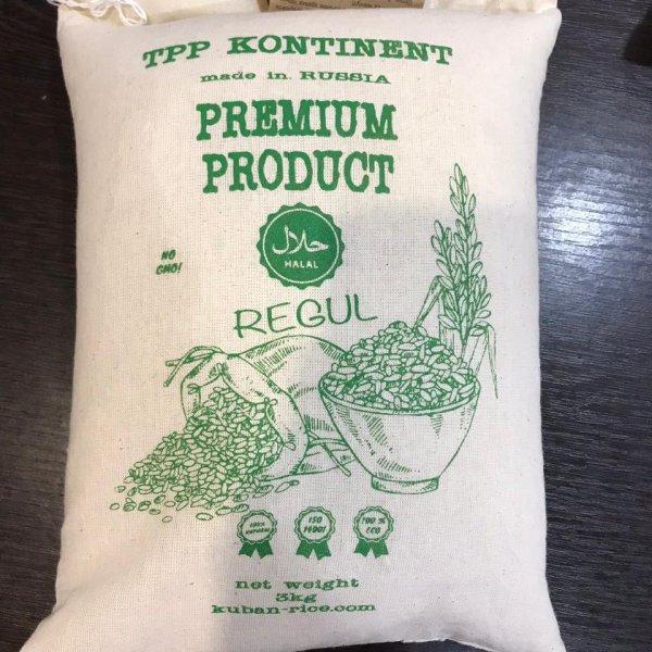 Рис Регул белый (упак. вакуум)
