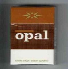 Сигареты Опал 42мрц
