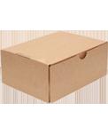 Упаковка из гофрокартона для: Морепродуктов и мясных продуктов