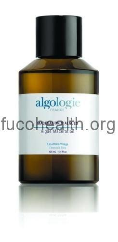 Лосьон-мацерация с морскими водорослями Algologie (Algologie косметика из морских водорослей)