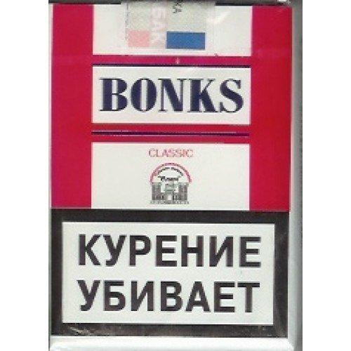 сигареты Бонкс