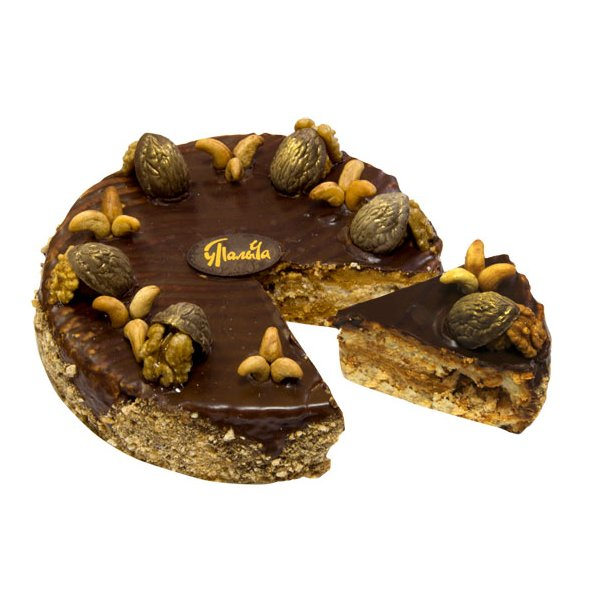 Торт Ореховый по-королевски (воздушно-ореховый)