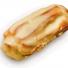 Пирожное заварное со сливочным кремом и вареным сгущенным молоком в Мытищах