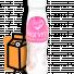 """Йогурт """"Орловское полесье"""" вишня-черешня 2,5% 290г бутылка (г. Орёл, Россия) в Москве"""