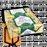 """Масло сливочное """"Молочный гостинец"""" 72,5% 180г фольга в Волгограде"""