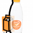 """Ряженка """"Орловское полесье"""" 4% 900г бутылка (г. Орёл, Россия) в Москве"""