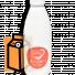 """Молоко пастеризованное """"Орловское полесье"""" 3,4-6% 0,93л бутылка (г. Орёл, Россия) в Москве"""