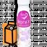 """Йогурт """"Орловское полесье"""" черника-малина 2,5% 290г бутылка (г. Орёл, Россия) в Москве"""