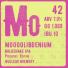 Пиво Nuclear Brewery Moooolibdenium Pistachio Edition (кег 30) в России