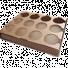 Упаковка из гофрокартона для: Молочных изделий в Орле